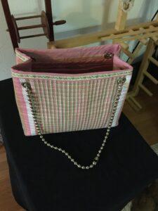 Handwoven Bible Bag